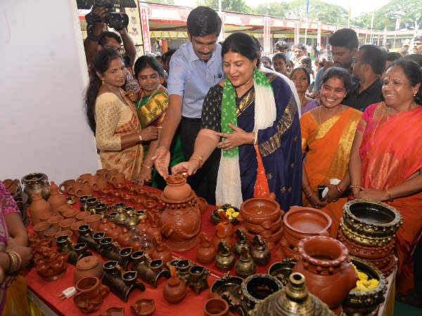 Woman Dasara was launched at JK Ground in Mysore