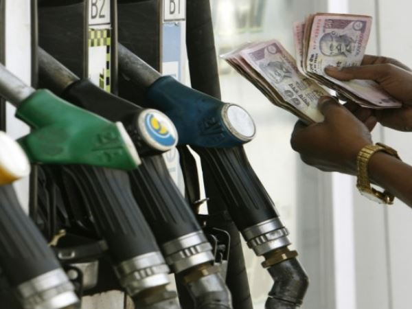 fuel price in different cities of India after excise duty cut down