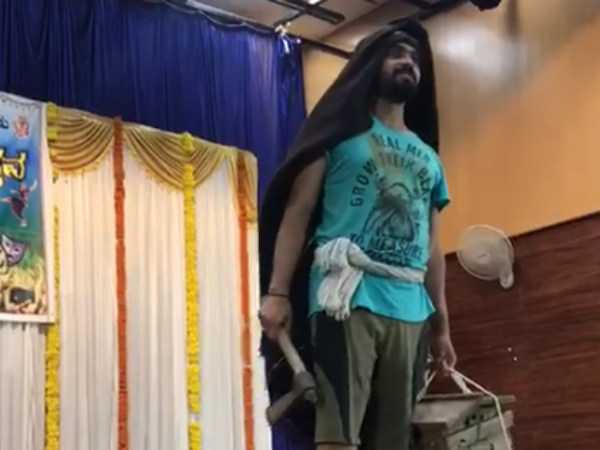 Havyaka fashion show video in Bengaluru