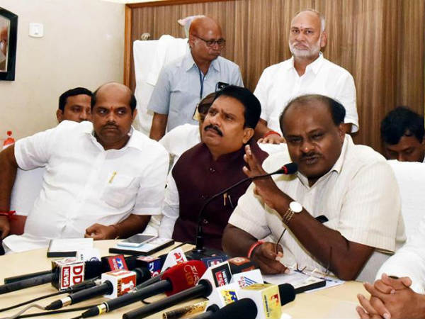 Karnataka CM HD Kumaraswamy refuses to cut fuel taxes