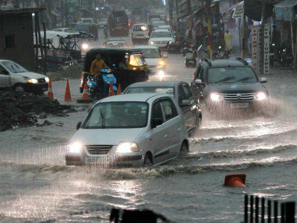 Red alert in 3 districts of Kerala for extremely heavy rainfall on October 7th
