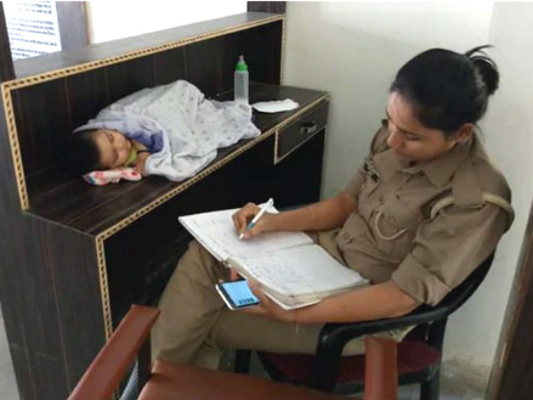 Uttar Pradesh Motivational Story Of A Lady Cop From Jhansi