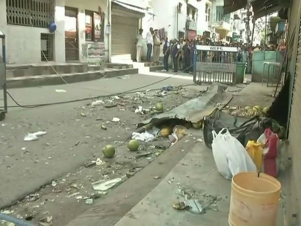 Bomb blast in kolkata one died several injured
