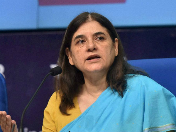 Sexual harassment coplaints should be allowed any time: Maneka Gandhi