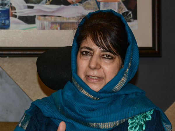 Top Hizbul terrorist killed, Mehbooba Mufti regrets!