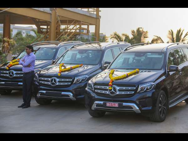 Gujarat diamond merchant gifts Rs 1 crore Mercedes to employees
