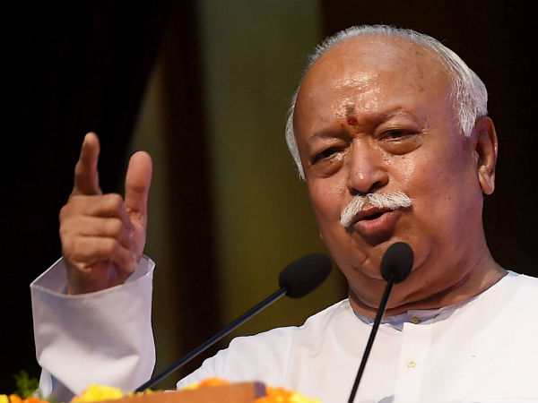 Government should clear path for Ram temple construction through law: Mohan Bhagwat
