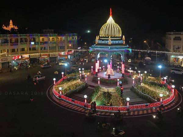 This is the details of Dasara programs held on October 11