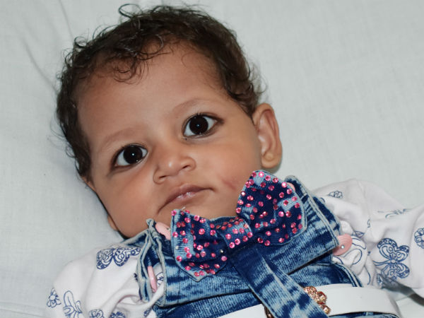11-Months-Old Fights A Deadly Heart Disease, help to save the child