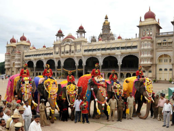 Time scheduled for the inauguration of Dasara
