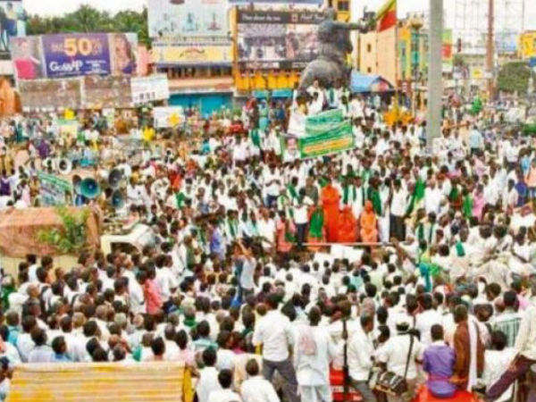 Anti Sadashiva commission rallies in all districts from October 15