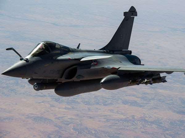 Rafale-Deal: Dassault Aviation says it picked Reliance on its own