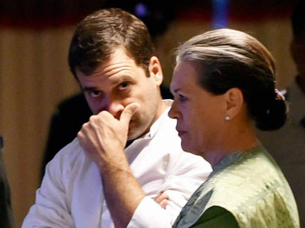 She goes by feeling, I go on thinking, said Congress president Rahul Gandhi on mom Sonia