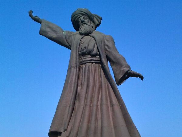 Persian Muslim Poet Jalaluddin Muhammad Rumi