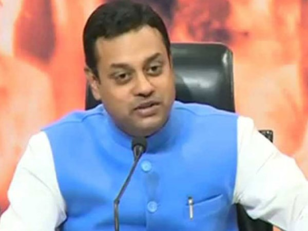 Rahul Ganadhi comes from a family of middleman: Sambit Patra