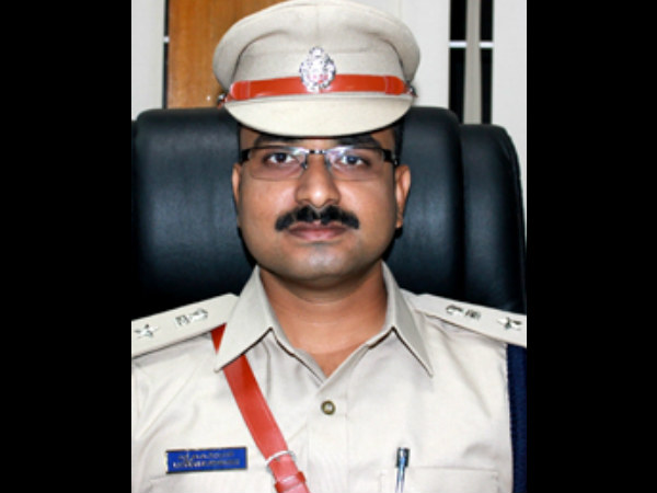 Political pressure to transfer Udupi SP