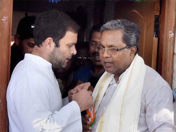 Siddaramaiah going to Nagpur today along with Dinesh Gundu rao