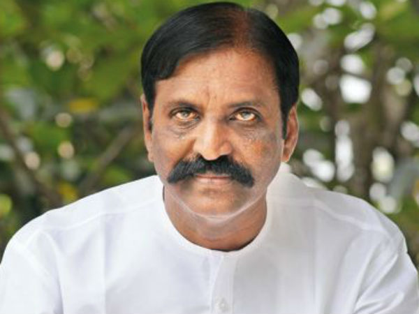 Me too : Anonymous allegation against Tamil Lyricst Vairamuthu