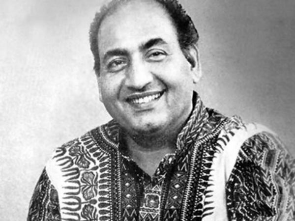 Mohammad Rafi Golden Voice Of Hindi Silver Screen