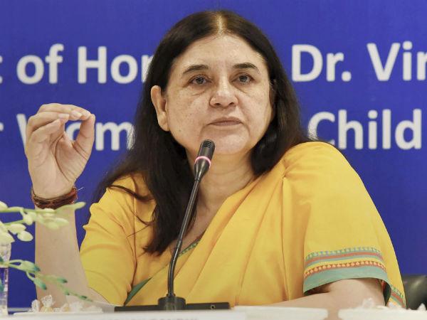 Centre to form judges panel to handle #Metoo cases sexual harassment Maneka Gandhi