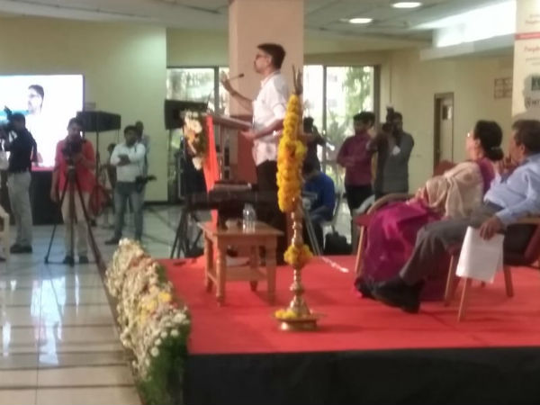 Chintana Manthana program was held at the Mangalore Lit fest 2018