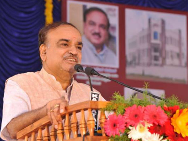 Facebook Users Pay Rich Tribute To Ananth Kumar