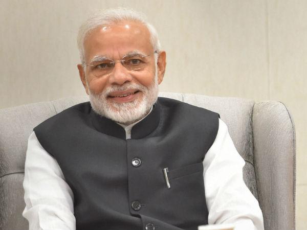 Congress Politics Centred On One Family Pm Modi