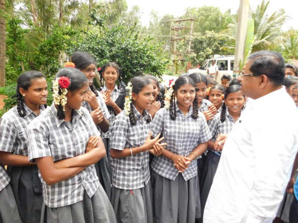 G Parameshwar campaign promise fulfilled