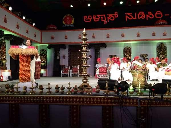 15ನೇ ಆಳ್ವಾಸ್ ನುಡಿಸಿರಿ ಸಮ್ಮೇಳನದಲ್ಲೂ ಸದ್ದು ಮಾಡಿದ ಶಬರಿಮಲೆ ವಿವಾದ