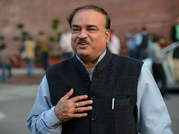 1959 To 2018 Foot Steps Of Ananth Kumar