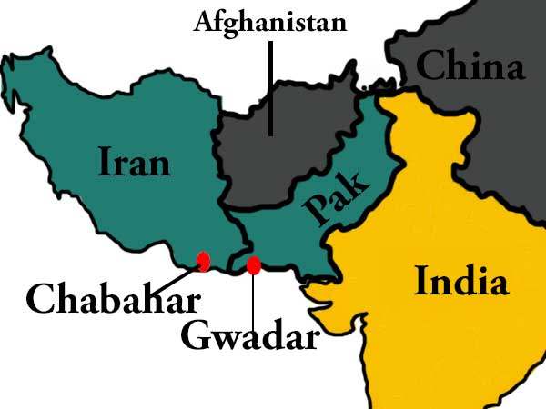 India gets US waiver for development of Chabahar Port in Iran