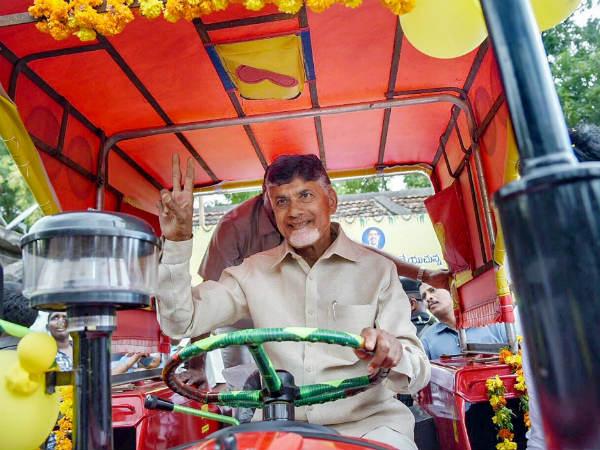 Chandrababu Naidu Calls Non Bjp Parties Meeting On November 22