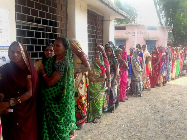 Chhattisgarh elections: nearly 72 per cent voting in second phase