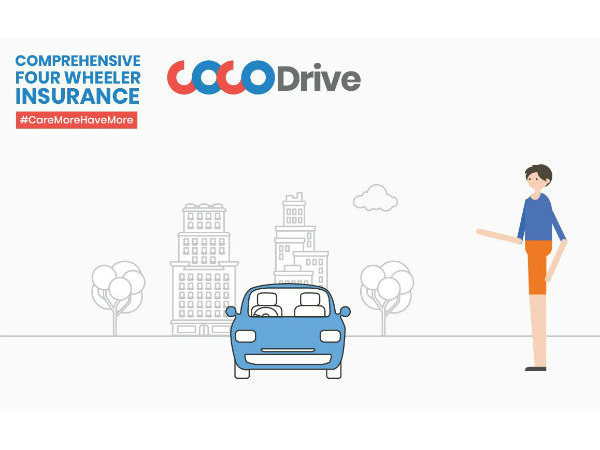 COCODrive Private Car Package Policy by DHFL General Insurance