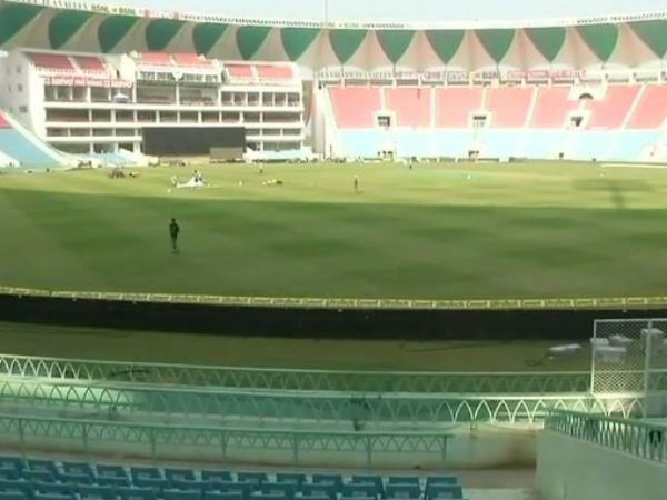 yogi government changed name lucknow ekana cricket stadium as vajpayee stadium
