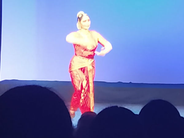 Draupadi comes alive on stage in a dance drama