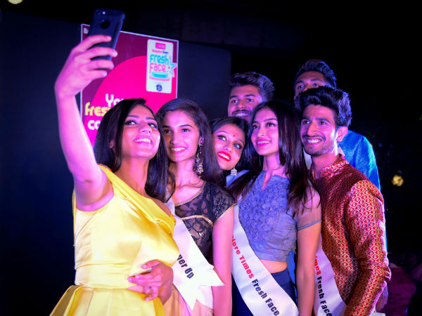 Divas and Sukanya won 11th Bengaluru fresh face crown