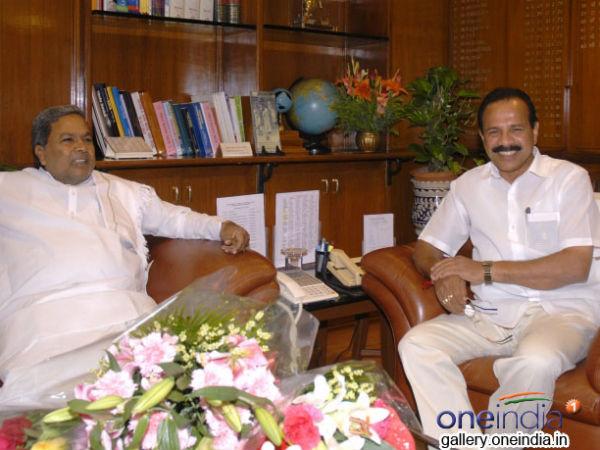 ಸಿದ್ದರಾಮಯ್ಯ V/S ಡಿವಿ ಸದಾನಂದ ಗೌಡ ಟ್ವಿಟ್ಟರ್ ವಾರ್