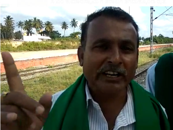 Farmers Upset With Hd Kumaraswamy Statement