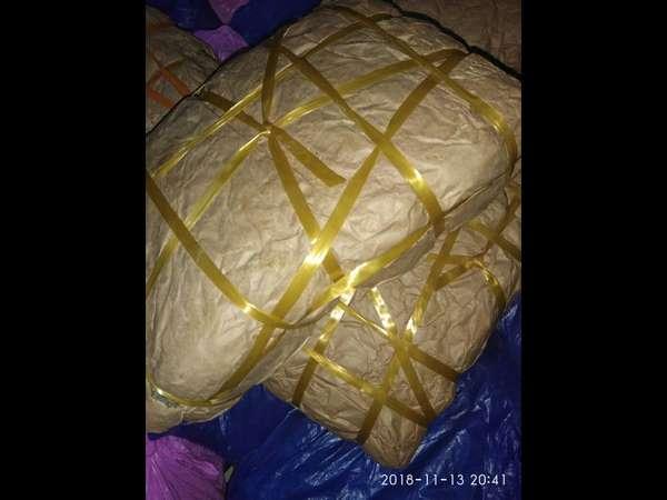 ದೇವನಹಳ್ಳಿ ಟೋಲ್ ಗೇಟ್ ಬಳಿ ಸಿಕ್ತು ಬರೋಬ್ಬರಿ 233 ಕೆಜಿ ಗಾಂಜಾ