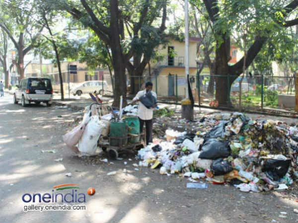 BBMP thinking of two times waste collection
