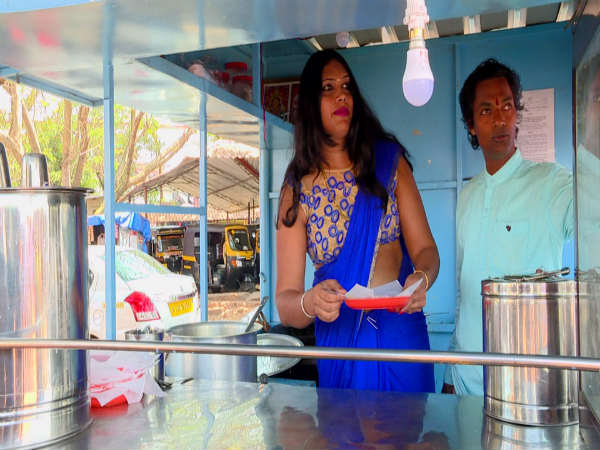 Transgender opens fast food Canteen at Manipal