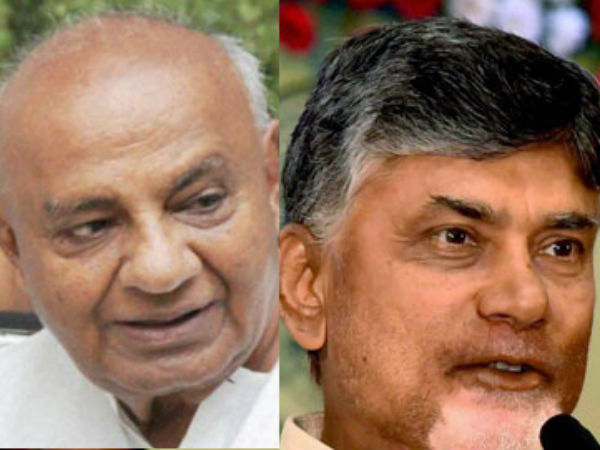 Alternative political forum: Naidu to meet HDD today