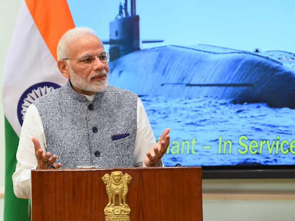Arihant Submarine set to take charge of Indian defence