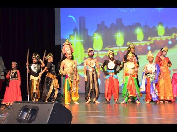 Florida Kannadigas Celebrate Deepavali And Kannada Rajyotsava