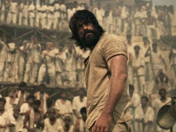 KGF : What a great hollywood type movie trailer