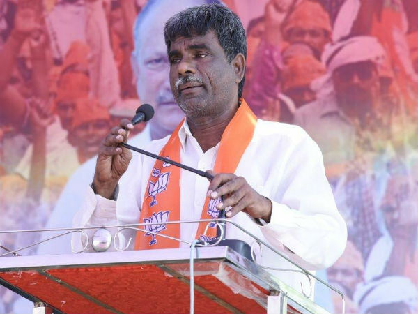Kota Srinivas Poojary has opposed the celebration of Tippu Jayanti