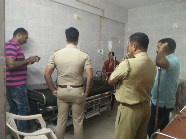 Warden assaults on student in Kundapura