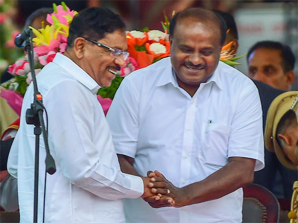 Parameshwar has ability to handle CM post: Kumaraswamy