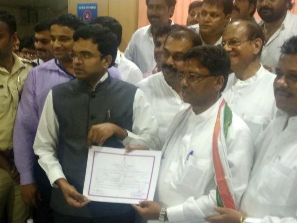Bellary Lok Sabha By Elections Results Vs Ugrappa Win J Shantha Lose